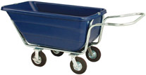 Jumbo Slim Cart 4 Wheel